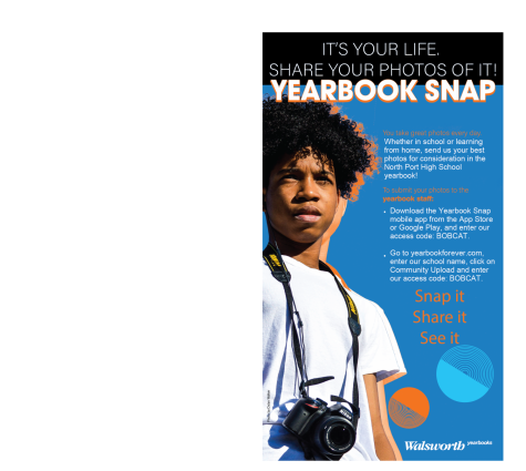 How to upload photos to Yearbook Snap