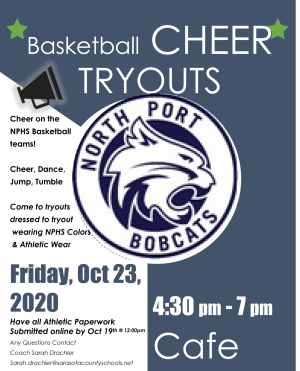 information about winter cheer tryouts