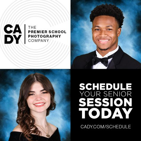 Class of 2022: Schedule Your Senior Pictures Now!