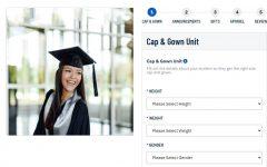 Graduation Cap & Gown Information for Seniors