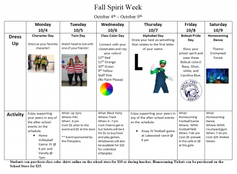 Why You Should Take Part in Spirit Week