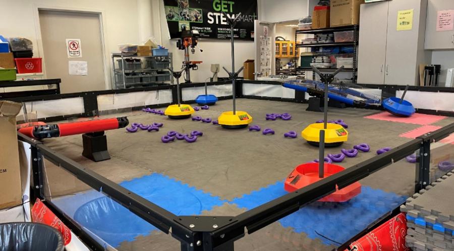 The World of Robotics Club